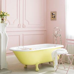 розовый и желтый 15