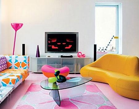 розовый и желтый 20