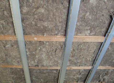Шумоизоляция, теплоизоляция потолка в квартире (доме)