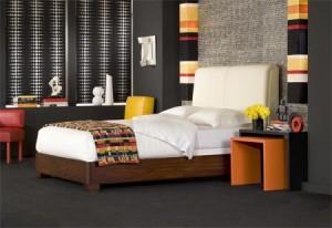 современная спальня для девушки 28