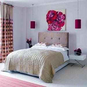 современная спальня для девушки 40