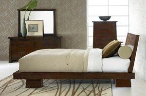 спальня для девушки стиль дзен 32