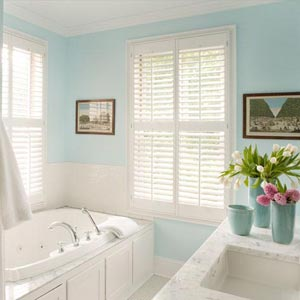 цветы в ванной комнате 01