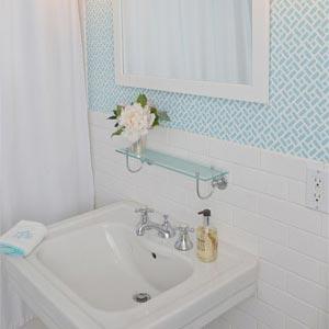 цветы в ванной комнате 04