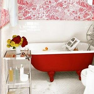 цветы в ванной комнате 24