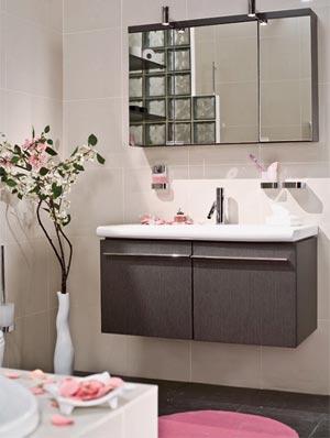 цветы в ванной комнате 26