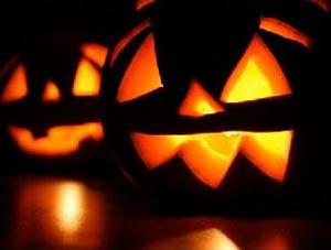 тыква на хэллоуин 4