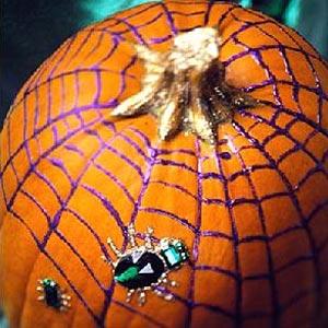 тыква на хэллоуин 8
