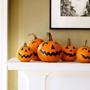 украшение дома к хэллоуину 15