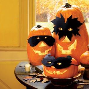 украшение дома к хэллоуину 5