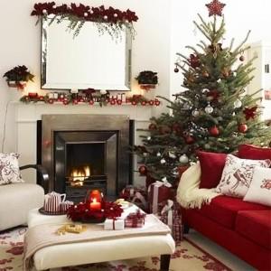 украсить новогоднюю елку 002