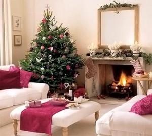 украсить новогоднюю елку 005