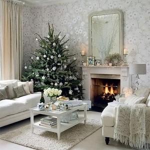 украсить новогоднюю елку 006