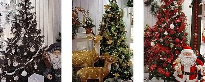 украсить новогоднюю елку 008