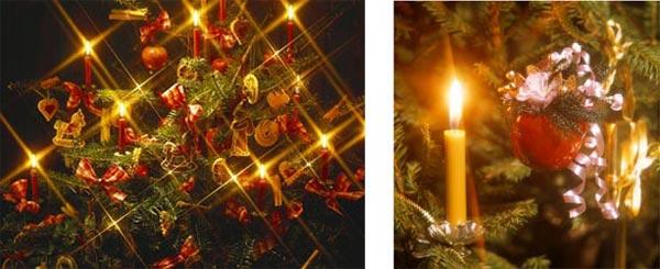 украсить новогоднюю елку 018