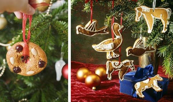 украсить новогоднюю елку 019
