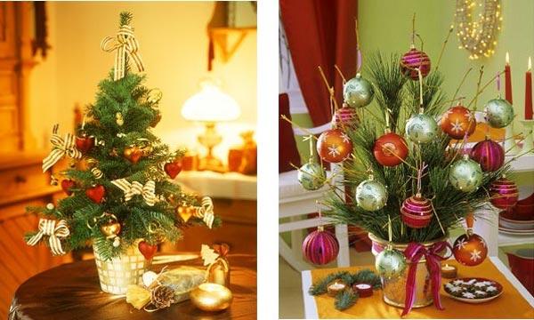 украсить новогоднюю елку 020