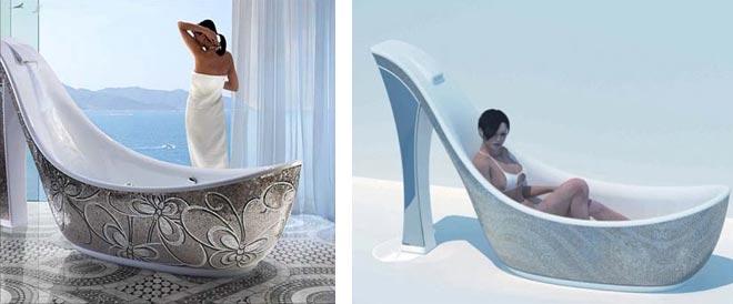 ванна оригинальный дизайн 162