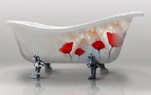 ванна оригинальный дизайн 55