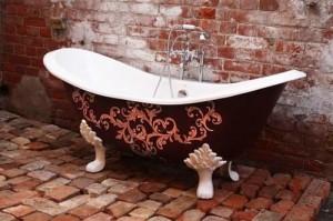 ванна оригинальный дизайн 75