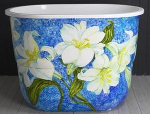 ванна оригинальный дизайн 98