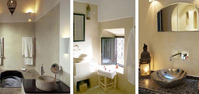 ванная комната в марокканском стиле 1