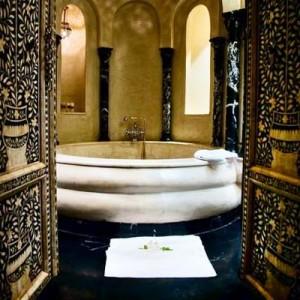 ванная комната в марокканском стиле 19
