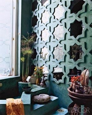 ванная комната в марокканском стиле 24