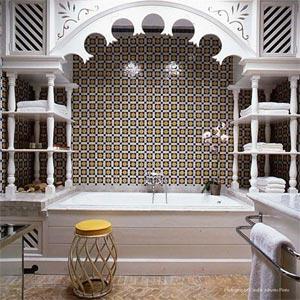 ванная комната в марокканском стиле 3