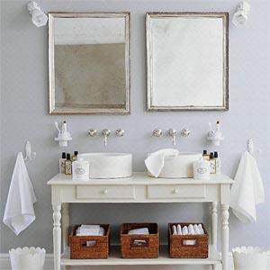 ванная комната в стиле прованс 11