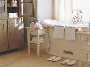 ванная комната в стиле прованс 13