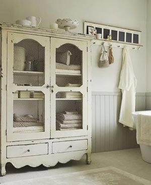 ванная комната в стиле прованс 7