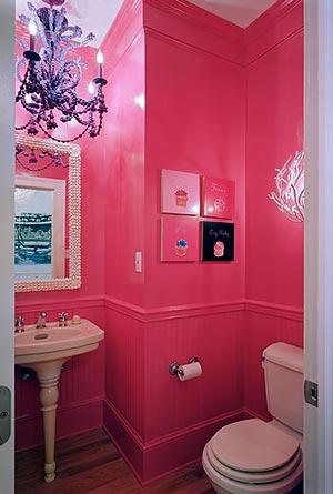 яркая ванная комната 20