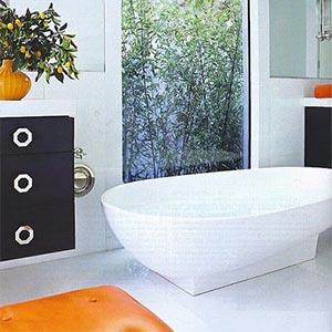 яркая ванная комната 46