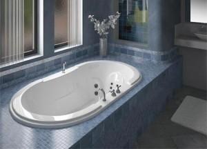 зашить ванну 66