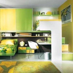 зеленый и желтый 07