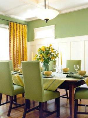 зеленый и желтый 09