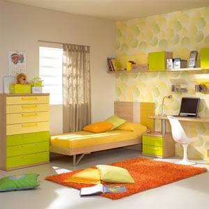 зеленый и желтый 24