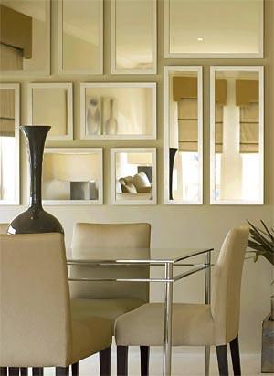 зеркальная стена зеркальная плитка зеркальные панели 14