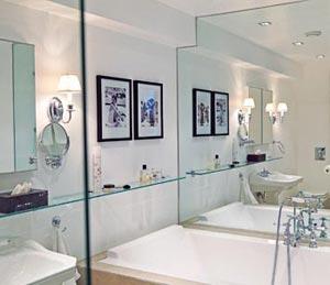 зеркальная стена зеркальная плитка зеркальные панели 15