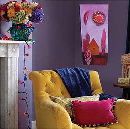 желтый и фиолетовый 06