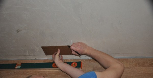 Декоративный кирпич на стену своими руками (стена под кирпич)