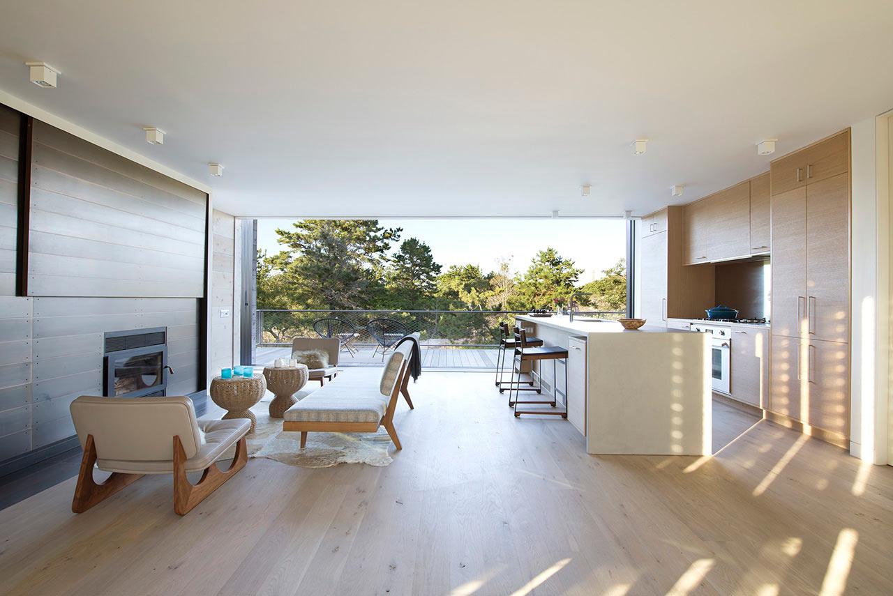 Amaganset Dunes от Bates Masi + Architects