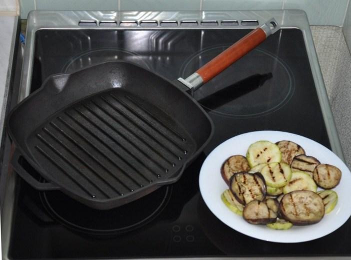 Сковорода гриль