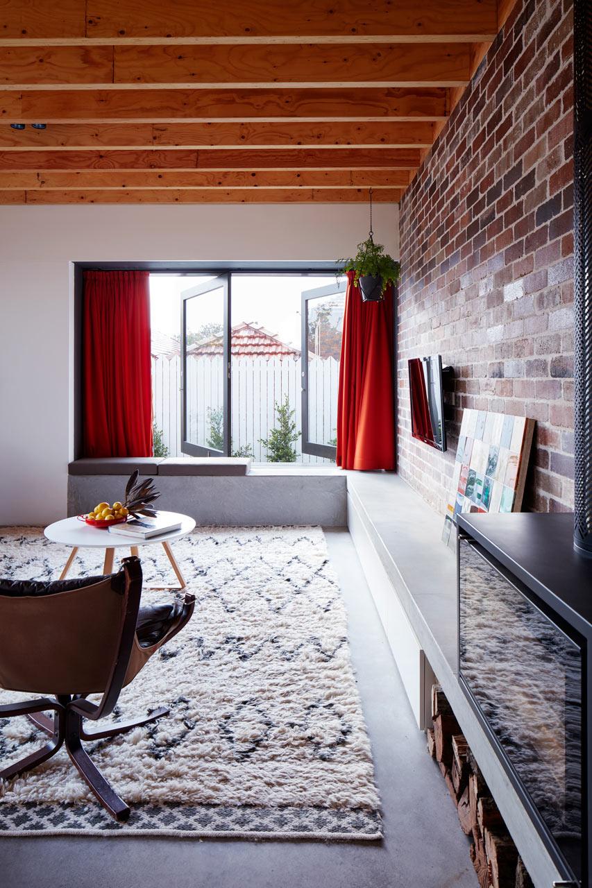 Скромный дом для молодой семьи (Сидней)