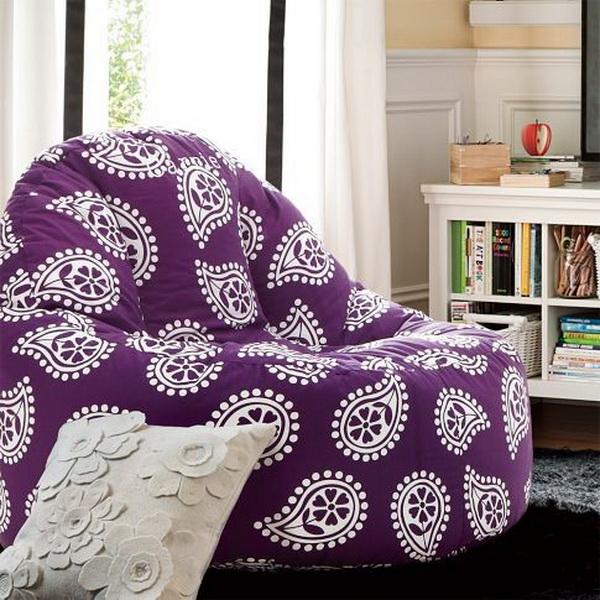 Кресло мешок пример