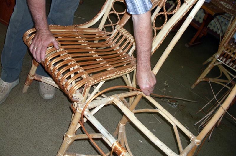 Производство ротанговой мебели