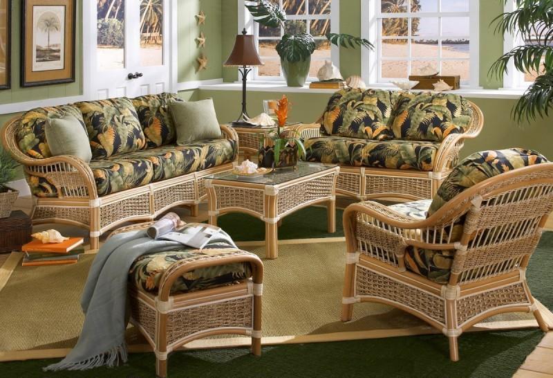 Ротанговая мебель