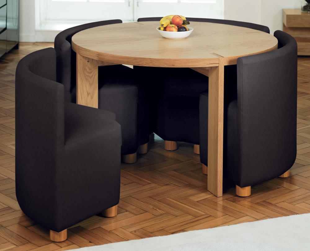 Эргономичная обеденная мебель