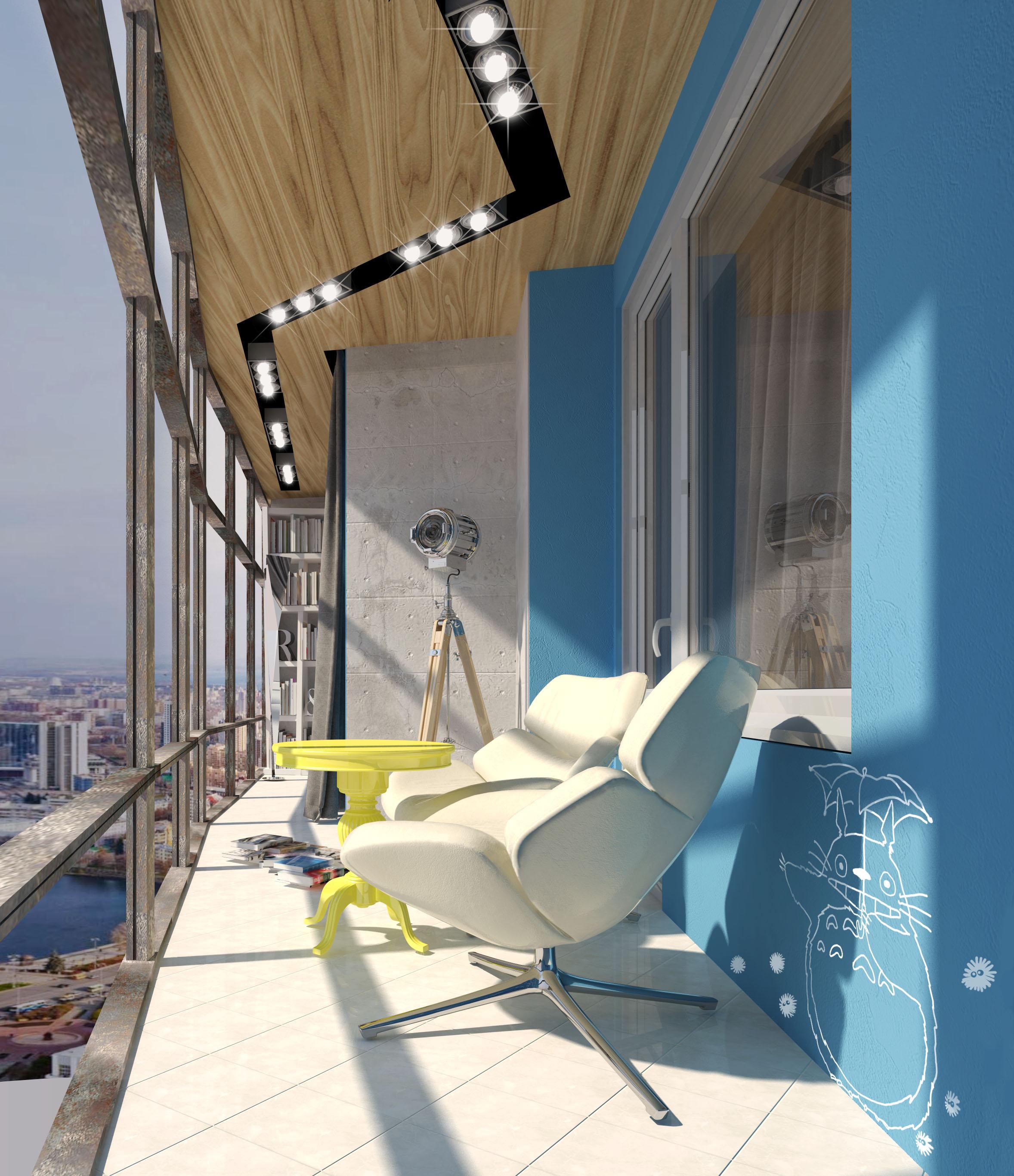 Кресло в балкон